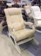 кресло качалка модель 77 цвет Новинка бейдж елоу